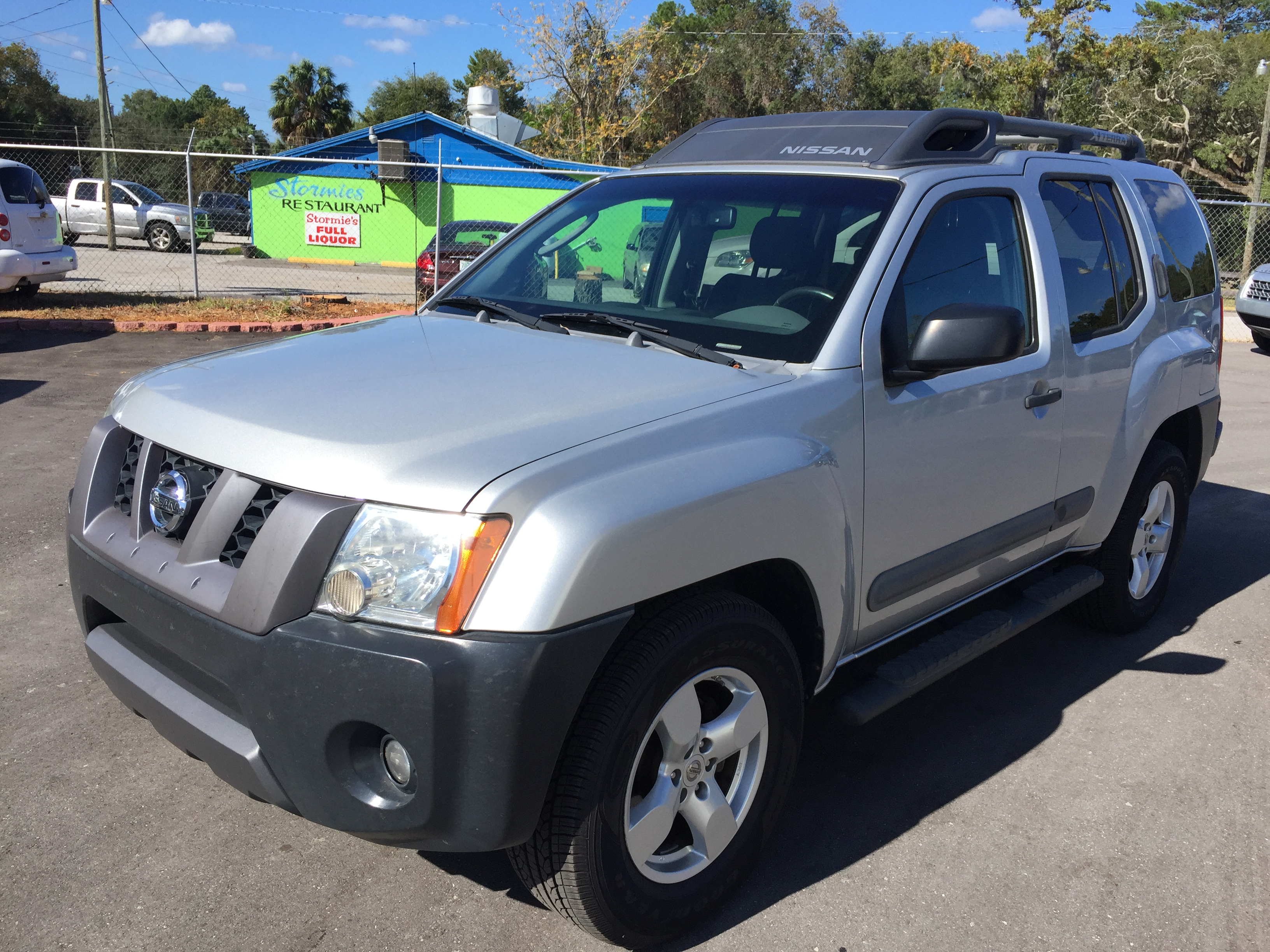 nissan pro off mountain xterra cow road with